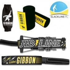 GIBBON JIBLINE X13 - trickline + osłonki na drzewa!